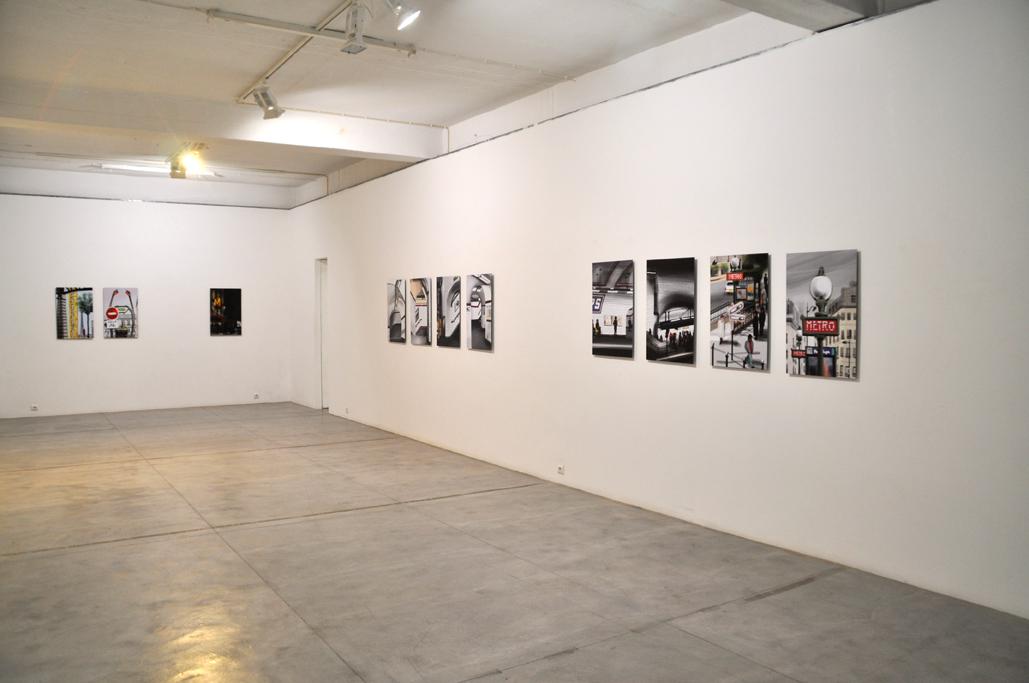 Exposição 4 Cidades, no Círculo Sereia
