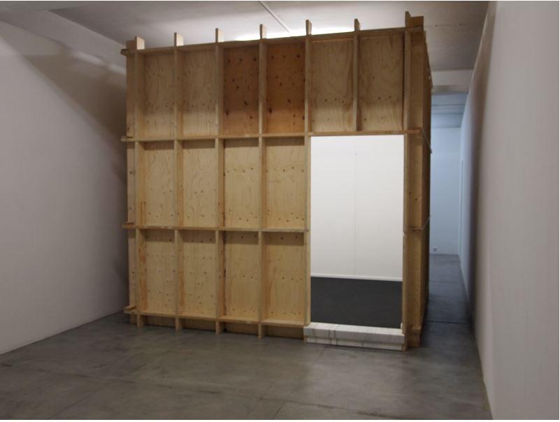 Exposição Empty Cube, no Círculo Sereia