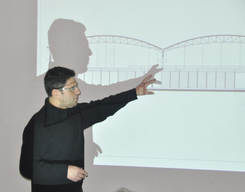 Apresentação da exposição COMOCO - N10 Indoor, no Círculo Sede
