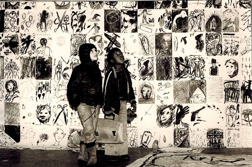 100 Horas a Desenhar ©Robert Schad [1981]